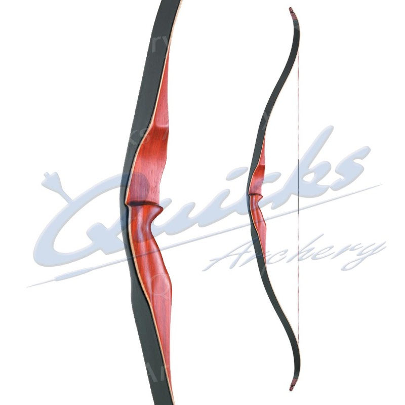 Ragim Black Bear Field Recurve 58 Inch : RB10