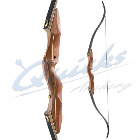 Ragim Impala Take Down Field Recurve Bow 62 Inch : RB25Traditional & LongbowRB25