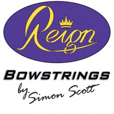 RD27 Reign Custom Made Twin Colour Recurve 8125G Bow String