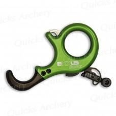 SA56 Scott Archery Core : 3 Finger Thumb Release (Green) Levi Morgan Edition