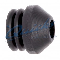 SA82 Sims Stabiliser Damper Large size. Fits rods 3/4 to 1 1/8 inch diameter Black only : SORRY OUT OF STOCK