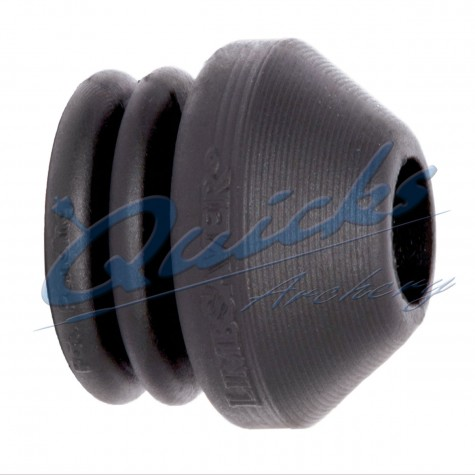 Sims Stabiliser Damper Large size. Fits rods 3/4 to 1 1/8 inch diameter Black only : SA82Vibration DampersSA82