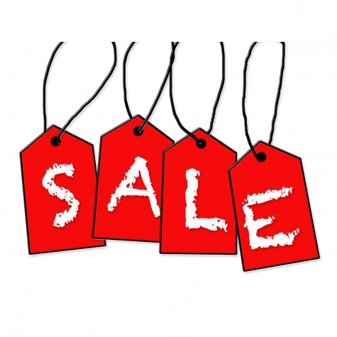 Bargain Box Sales Items: