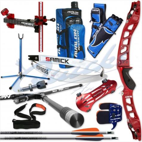 Samick Ideal : Intermediate Level : RECURVE BOW SET : SB04-setBArchery Bow SetsSB04-setB