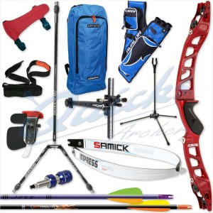 SB04-setA Samick Ideal : Club Level : RECURVE BOW SET