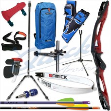 Samick Avante : Club Level : RECURVE BOW SET : SB09-setA