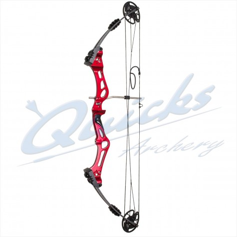 CORE Archery ZEAL Compound Bow RH 30-45lbs 23-30 Inch draw length : SB66Compound Target Bows~SB66