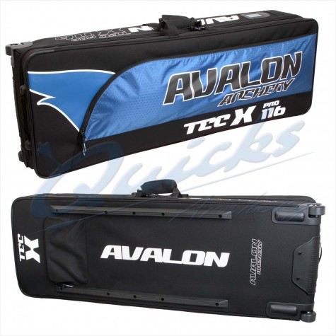 Avalon Tec-X Pro Compound Case 116cm with Wheels : SE11Compound Bags & CasesSE11