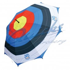 SE31 JVD Umbrella with archery target theme