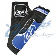 SQ25 SF Premium Quiver Plus. 3 tubes & 2 pockets