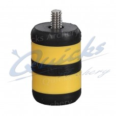 "SR55 Fivics CEX2000 Damper 1/4"" Thread Yellow only"