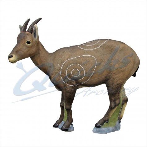 SRT Female Ibex Rebecca : SORRY OUT OF STOCK : ST13Target BossesST13
