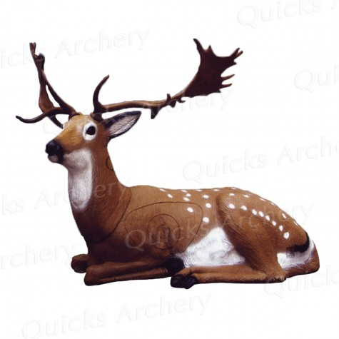 SRT Bedded Fallow Deer : SORRY OUT OF STOCK : ST41Target BossesST41