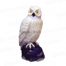 SRT White Screech Owl : SORRY OUT OF STOCK : ST60
