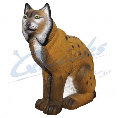Sitting Lynx : ST903-D AnimalsST90