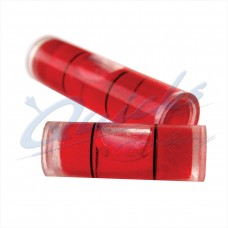 "Specialty Level for small scope housing 1 3/8"" (Red) : SV60"