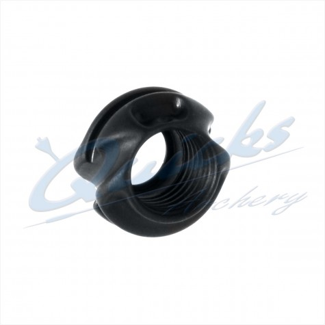 Speciality Super Ball Ultra Lite Pro Peep 37º  HOUSING ONLY (BLACK) : SV92Peep SightsSV92