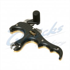 TA34 Truball BLADE PRO : 4 Finger Med Thumb Release: SORRY OUT OF STOCK