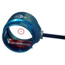 TV18 Titan Target Compound Scope with 2x Plain Lens RH Black 0.50 & 0.75 power