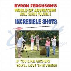 VO47 DVD Incredible Shots Vol II by Byron Ferguson