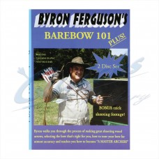 VO48 DVD Barebow 101 by Byron Ferguson 2 disc set