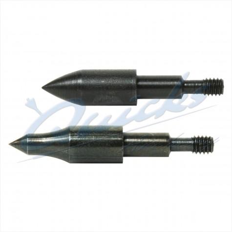 Blued Steel Points Screw In Field & Bullet Points : VP03Points Aluminium ArrowsVP03