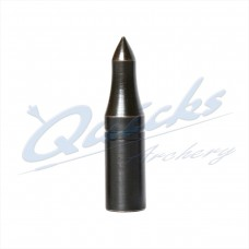 Blue Steel Longnosed Taper Fit Field Point 5/16 100grain (each) : VP07