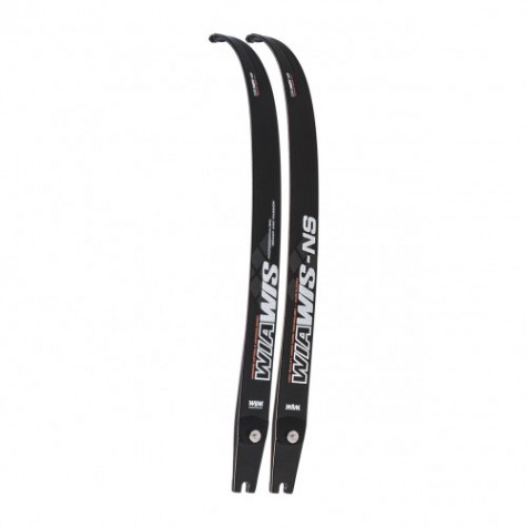 Win & Win Wiawis NS-Wood Carbon limbs : WB58 : Quicks Archery