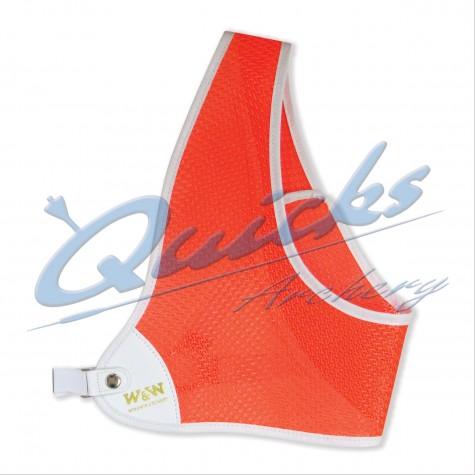 Win & Win Finno Chestguard: Mesh material in bright colours : WC05ChestguardsWC05