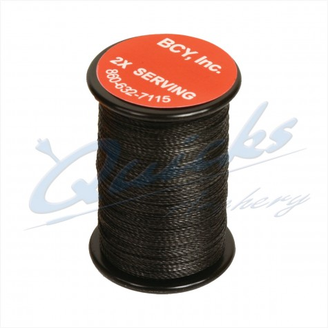 BCY String Materials 2X Serving SK75 Dyneema : WD33Serving ThreadWD33