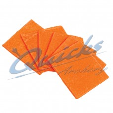 Brownell Xpert Wax Pads: Pack of 6 : WD73
