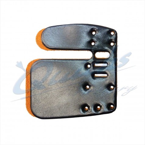 Win & Win EZ Finger Tab SPARE CORDOVAN FACE : WH22Finger Tabs~WH22