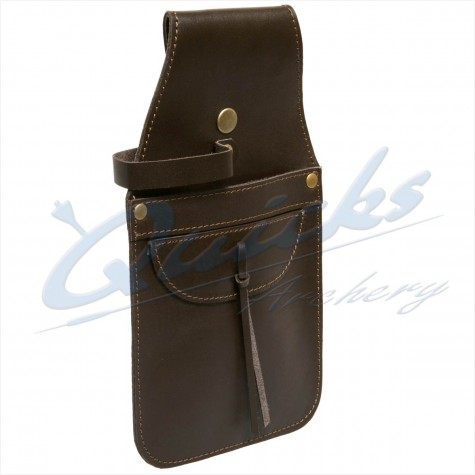 Longshot Traditional Leather Pocket Quiver : XQ05Quivers & BeltsXQ05