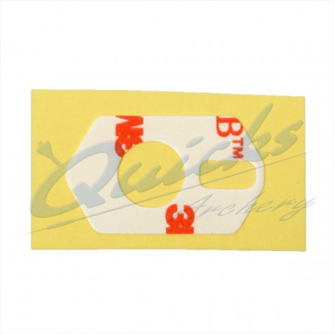 Shibuya Ultima Recurve Arrow Rest : SPARE DOUBLE SIDED BACKING : YL34Recurve AccessoriesYL34