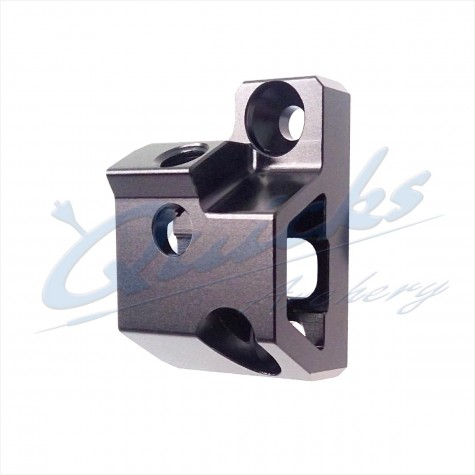 Shibuya Ultima Spare Sidemount Block (For Carbon Arm Sights) : YV46CompoundYV46