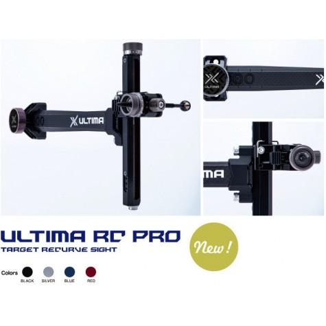 Shibuya Ultima II RC Pro Carbon Recurve Sight Model A : YV68