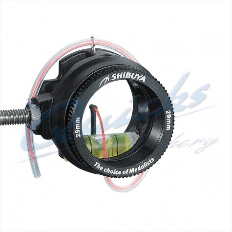 Shibuya complete scope YV80 Body + YV81 Feather Vision Verde Lens (excludes fibre optic) : YV8ScopesYV80V