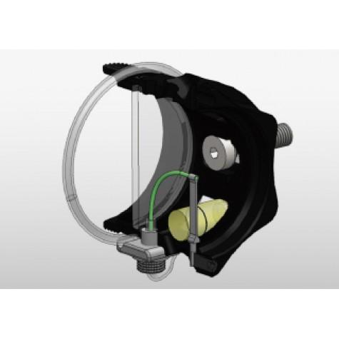 Shibuya 32mm Okulus Scope Metal Scope Body Fiber Optic Kit only : YV95