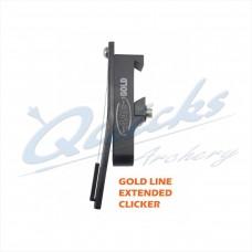 ZA59 Cavalier Gold Line Extended Clicker