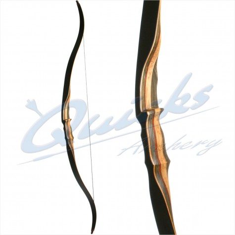 Longshot Archery - Aspire - One Piece Field Recurve Bow : 60 Inch : ZB10Traditional Recurve BowsZB10