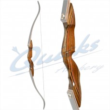 Longshot Archery - Aspire - T/D Field Recurve Bow : HANDLE ONLY : ZB17