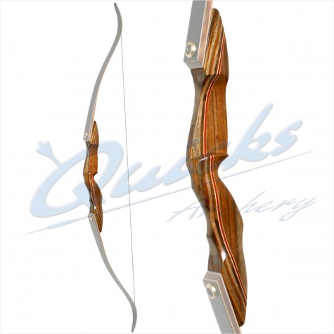 Longshot Archery - Aspire - T/D Field Recurve Bow : HANDLE ONLY : ZB17Traditional Recurve BowsZB17H