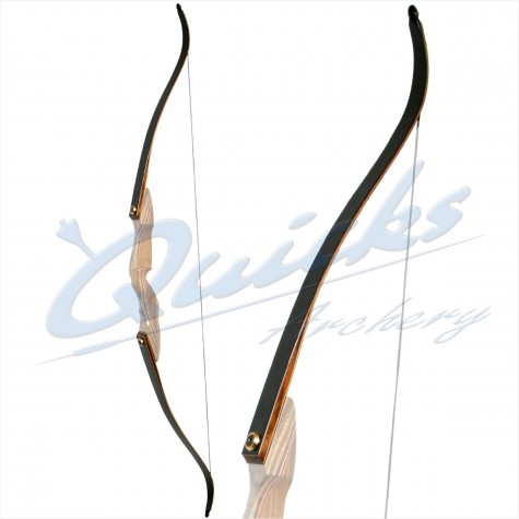 Longshot Archery - Aspire - T/D Field Recurve Bow : LIMBS ONLY : ZB17Traditional Recurve BowsZB17L