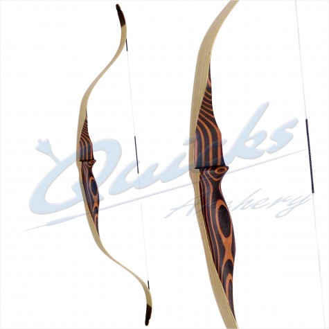 Longshot Archery - Aspire - Little Hawk Recurve Bow Set : RH : 28 Inch : ZB19Horse BowsZB19