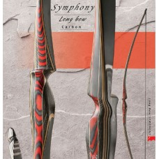 OMA - Symphony Carbon - Flatbow : 68 Inch : ZB30