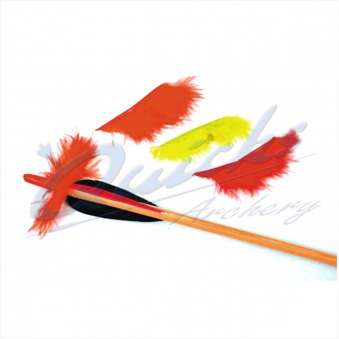 Feather Tracer (pack of 12) : ZF01FeathersZF01