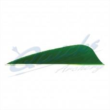 ZF46 Quicks French Curve Trueflight RW Feathers 2 3/4 Inch (per doz)