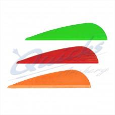 ZF50 AAE Plastifletch EP Vanes (per doz)