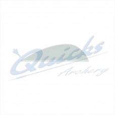 ZF52 Flex-Fletch Vanes (per doz) : SIZE D0.5 : end of line special