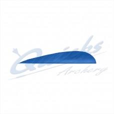 ZF56 Trueflight Parabolic 2.5 Inch Feathers (per doz)